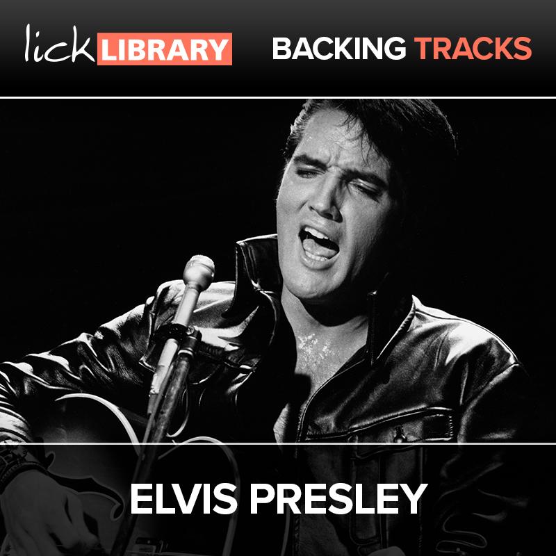 Elvis Presley - Backing Tracks