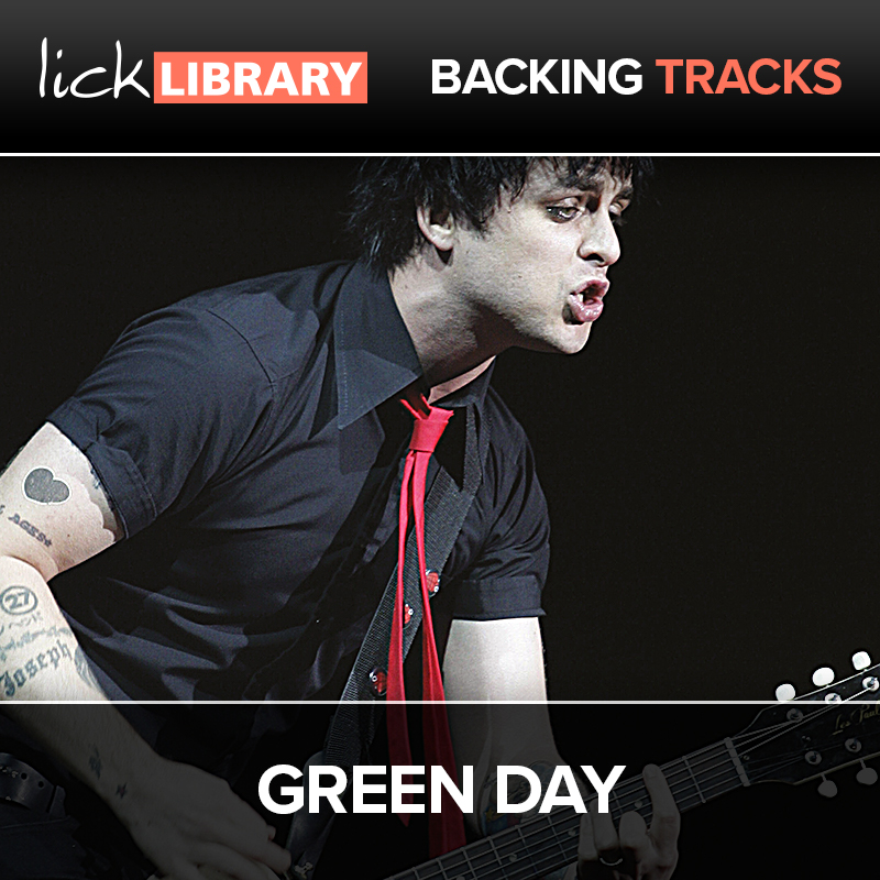 Green Day - Backing Tracks
