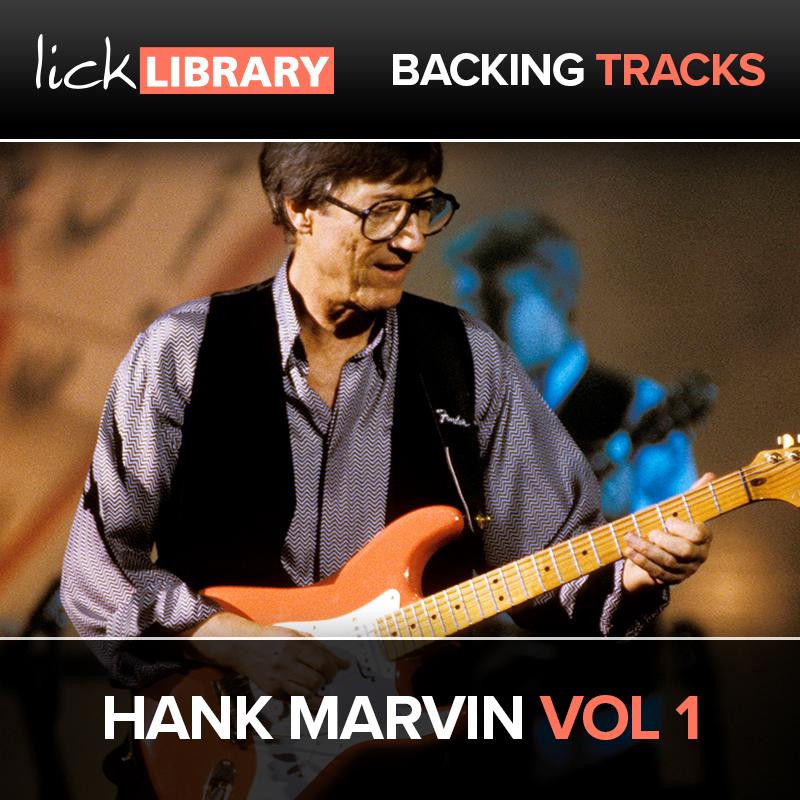 Hank Marvin Volume 1 - Backing Tracks