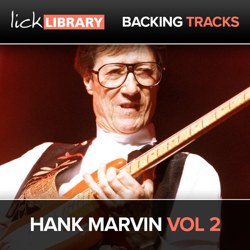 Hank Marvin Volume 2 - Backing Tracks