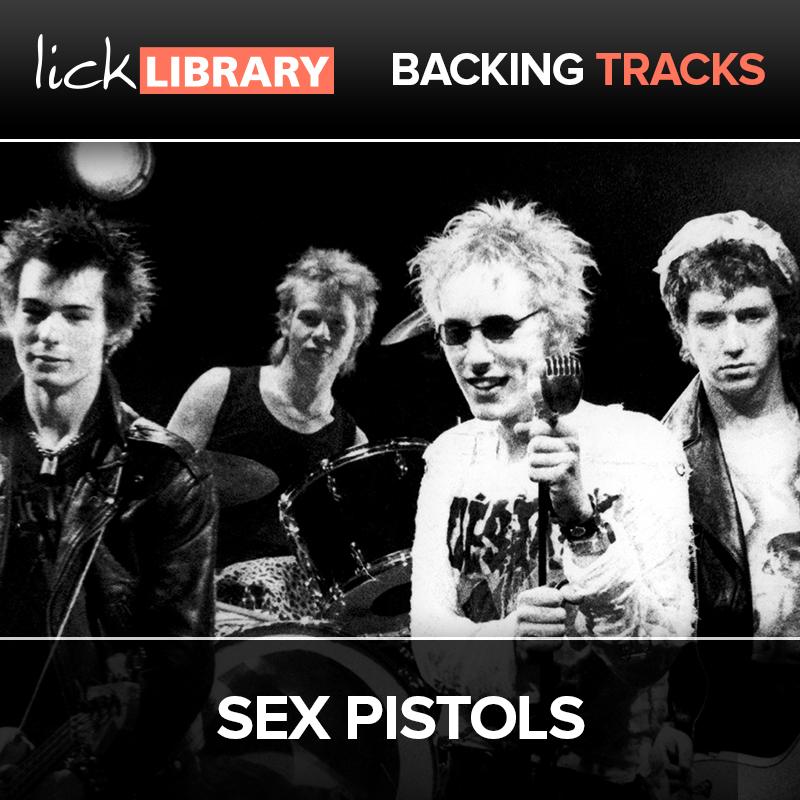 Sex Pistols - Backing Tracks