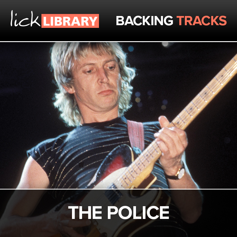 The Police - Backing Tracks